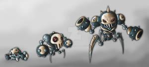 Robotic souls