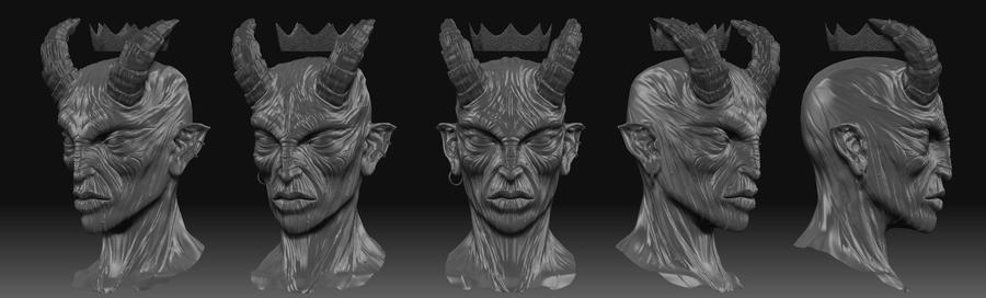 demonic queen