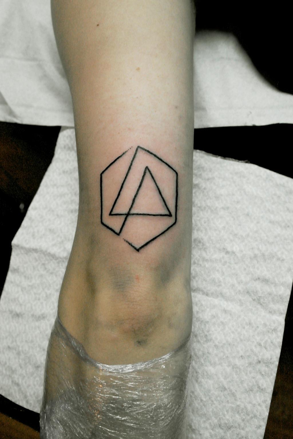 Linkin Park Logo By Himelilt On Deviantart