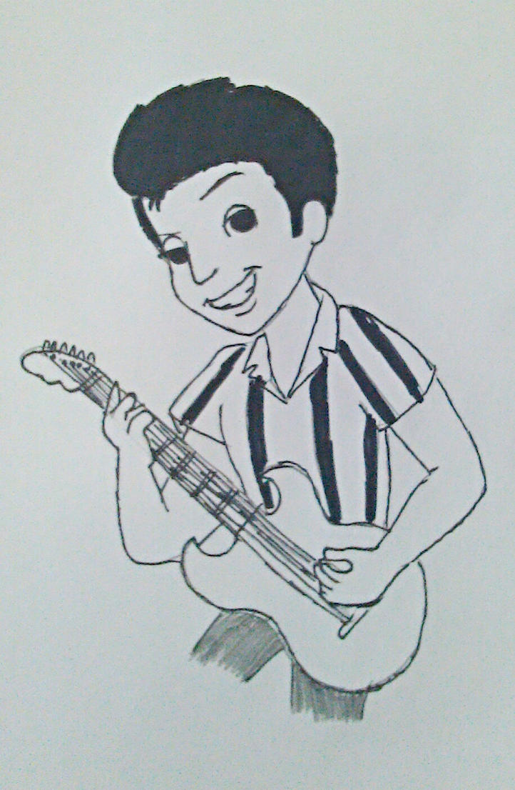 Happy Birthday, Elvis Presley by RockyToonz93
