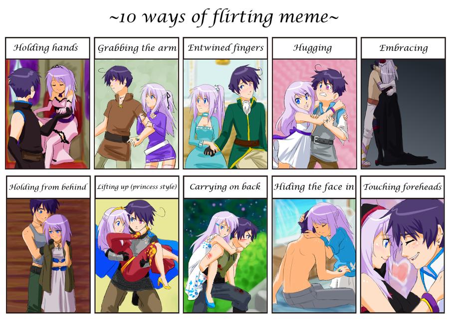 flirting meme images png: