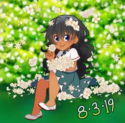 HBD Jasmine