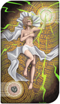 REDRAW. The TarotCard of the Inquisitor Lavellan by ReinerKeiter