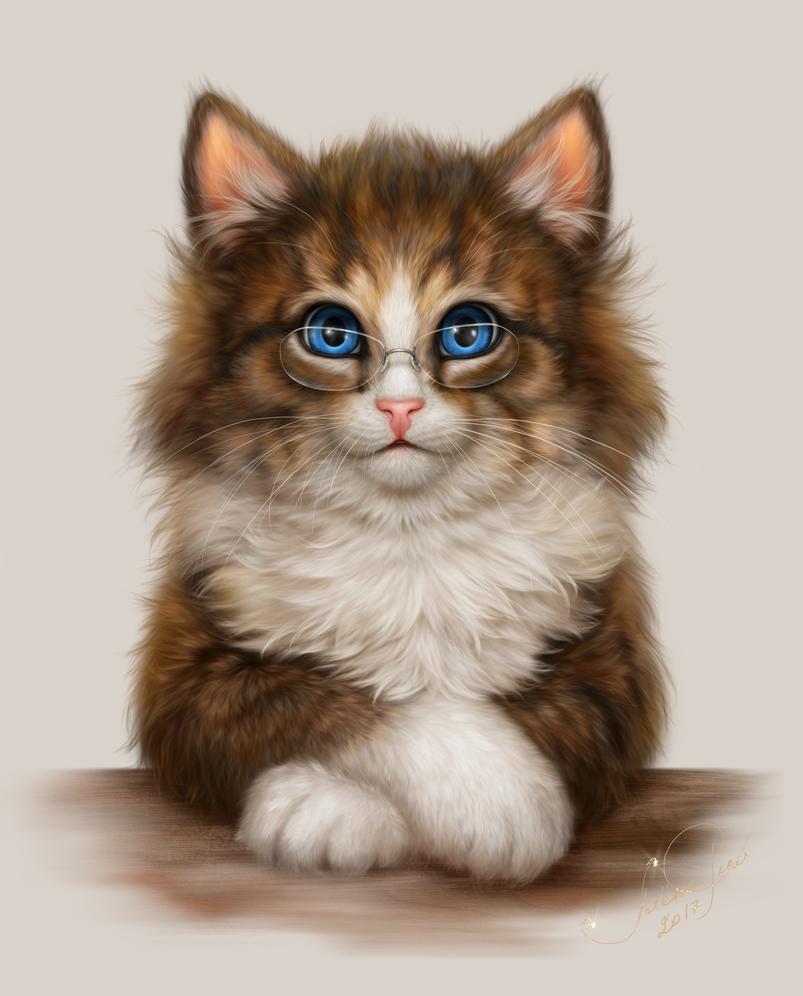 cat  Shurochka by AlenaEkaterinburg