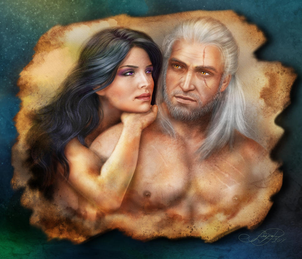 The Witcher by AlenaEkaterinburg
