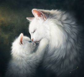 Tenderness by AlenaEkaterinburg