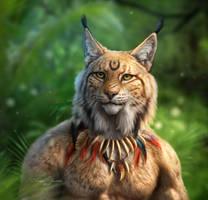 Khajiit / The Elder Scrolls V: Skyrim by AlenaEkaterinburg