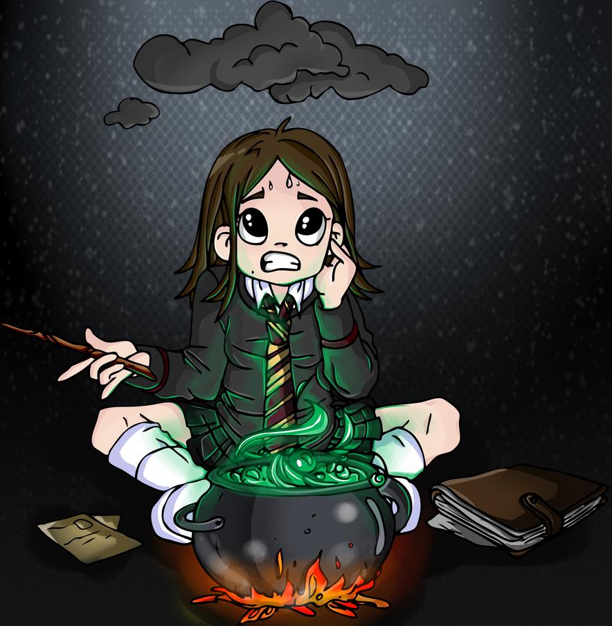 Gryffindor Student by shimyrk