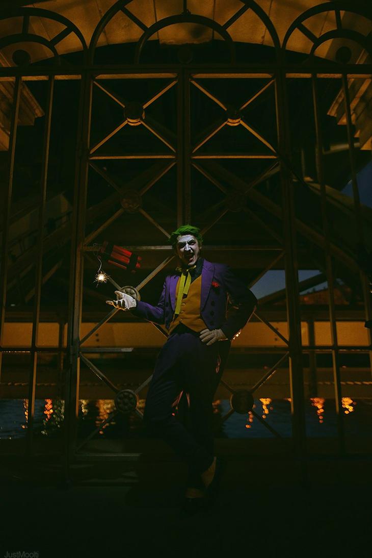 Joker by shimyrk