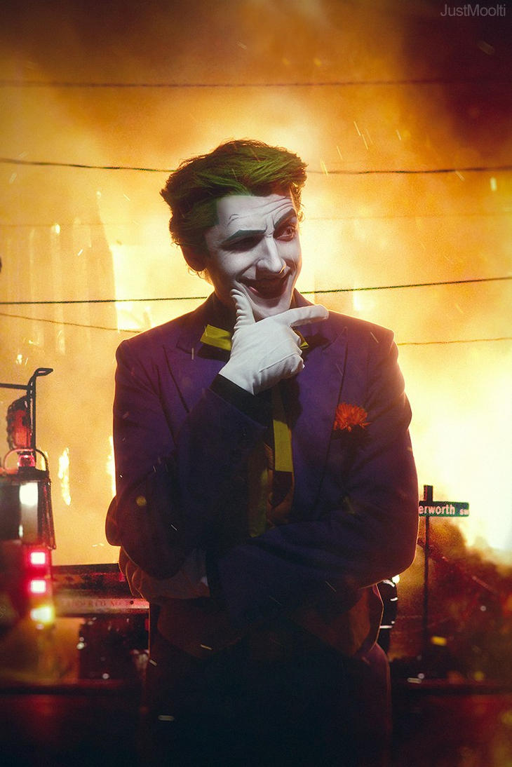 Gotham in hell by shimyrk