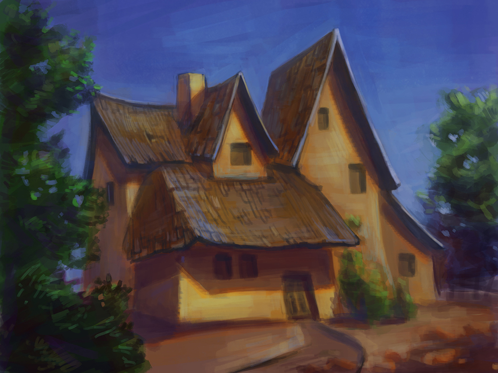 House by crystalanna