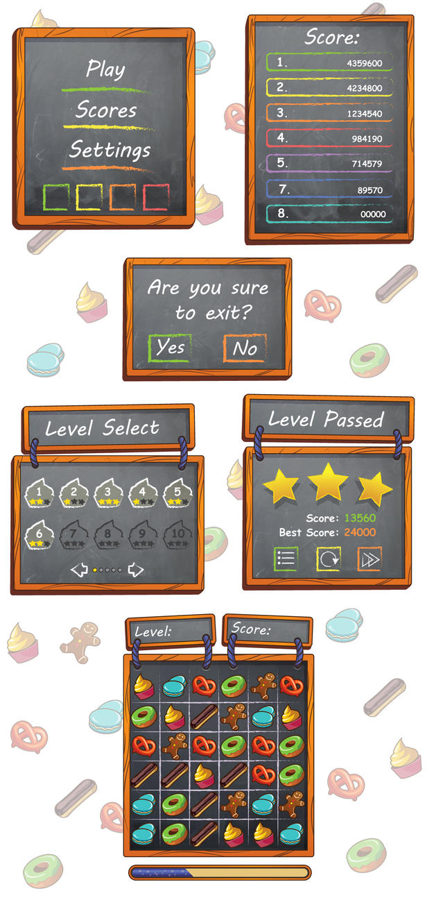 Game Kira2 by crystalanna