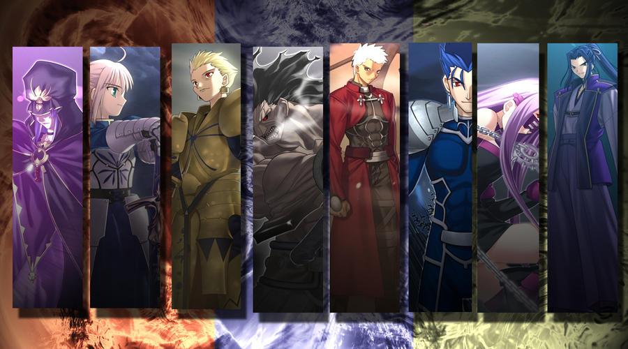 Fate Stay Night Wallpaper By DEsert SOUL