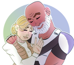 Reunited after the war by MiTexcel