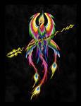 KAW ID Fira Full Colors Caricature