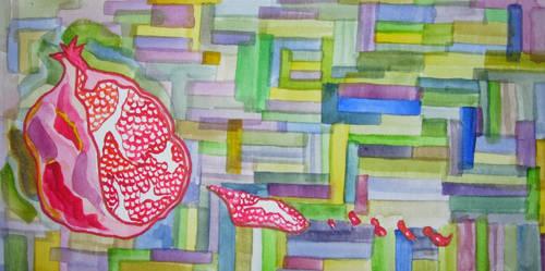 Pomegranate Pregnancy v2
