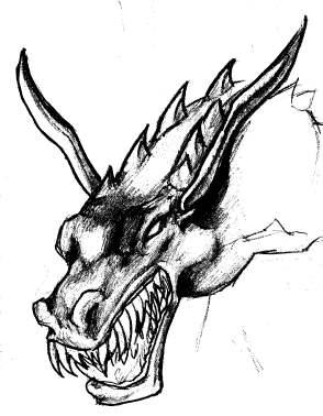 Irritated Dragon