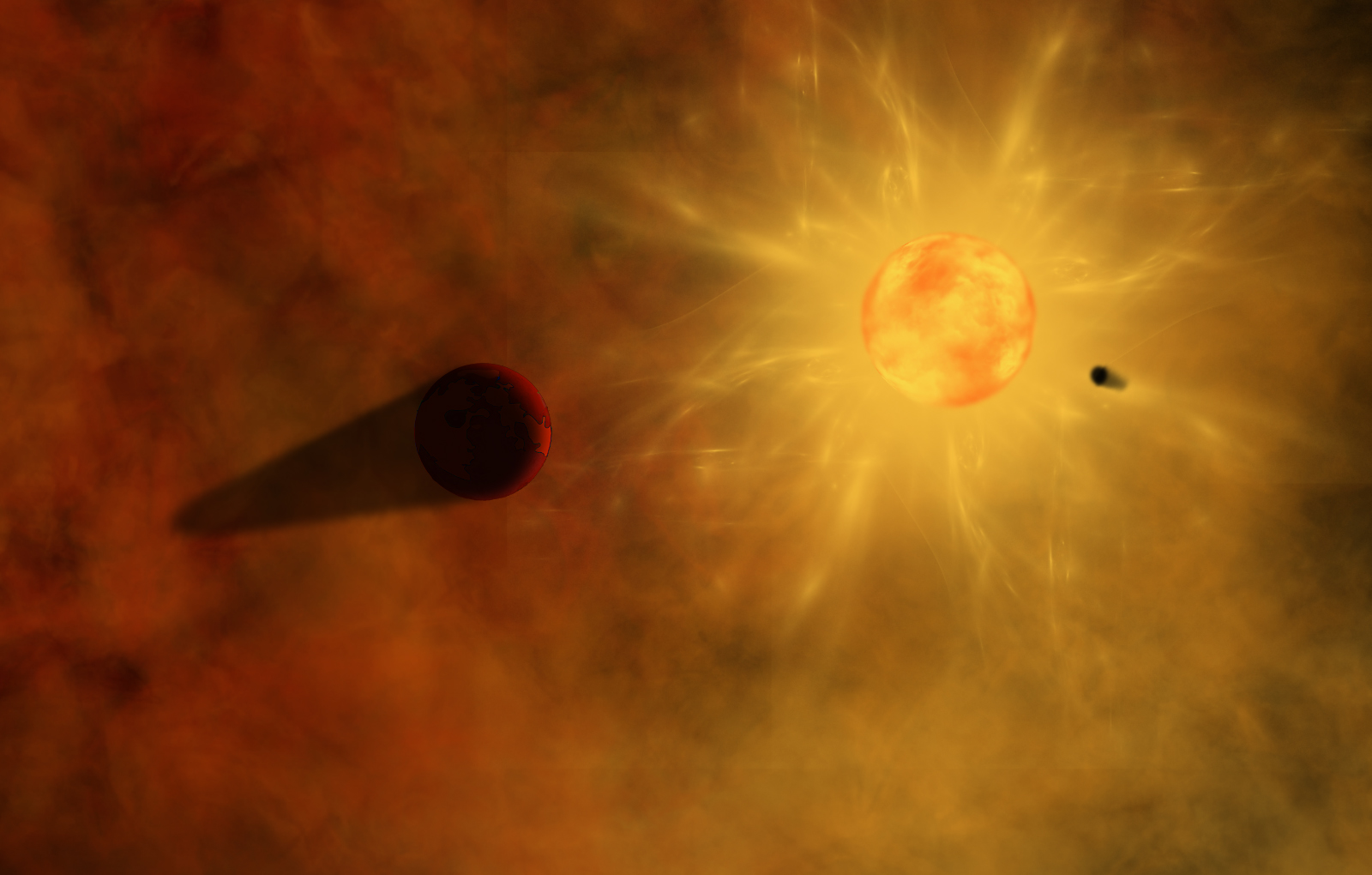 planetary system formation - photo #26