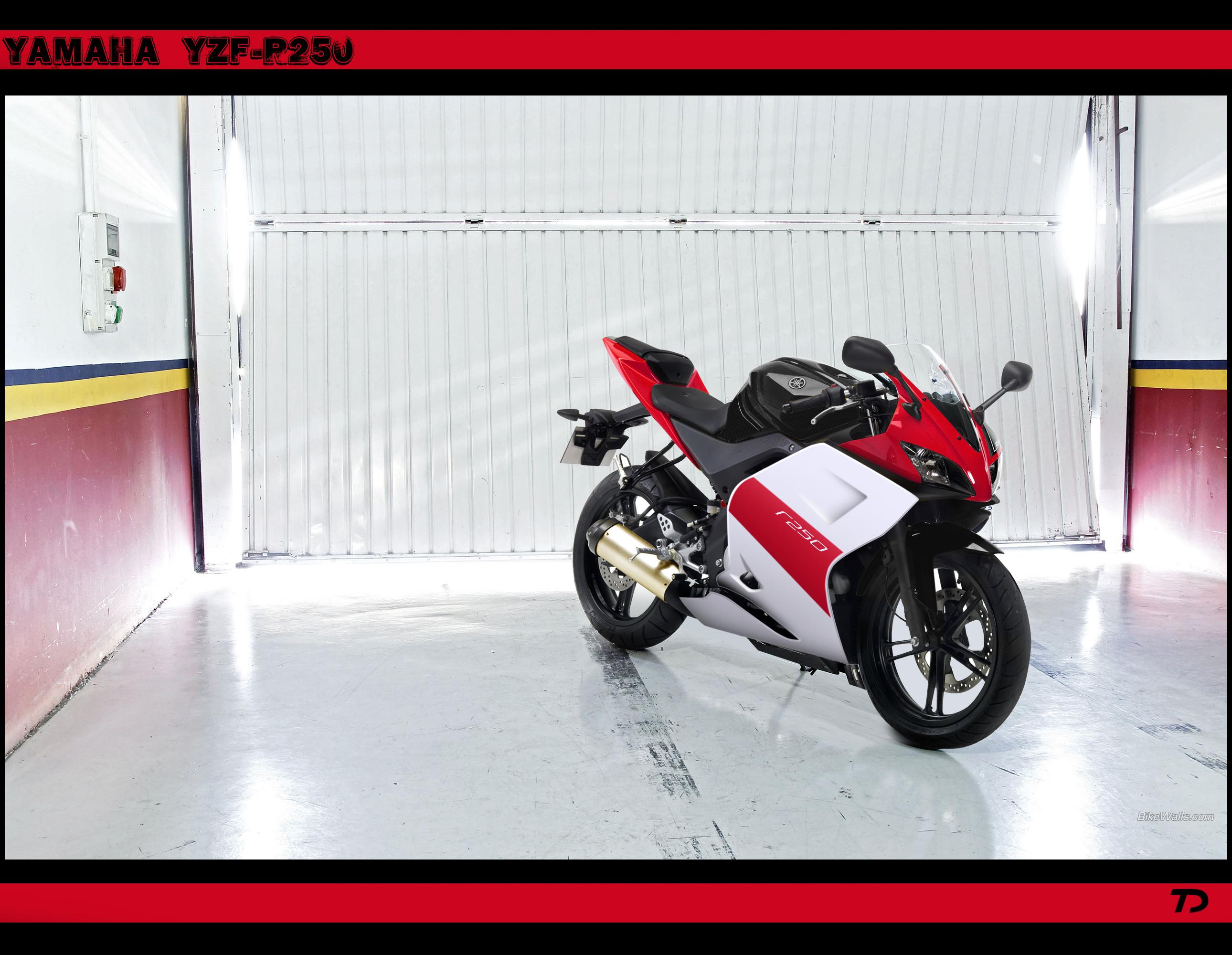 Yamaha Yzf 250r Yamaha Yzf-r250 by Tts by