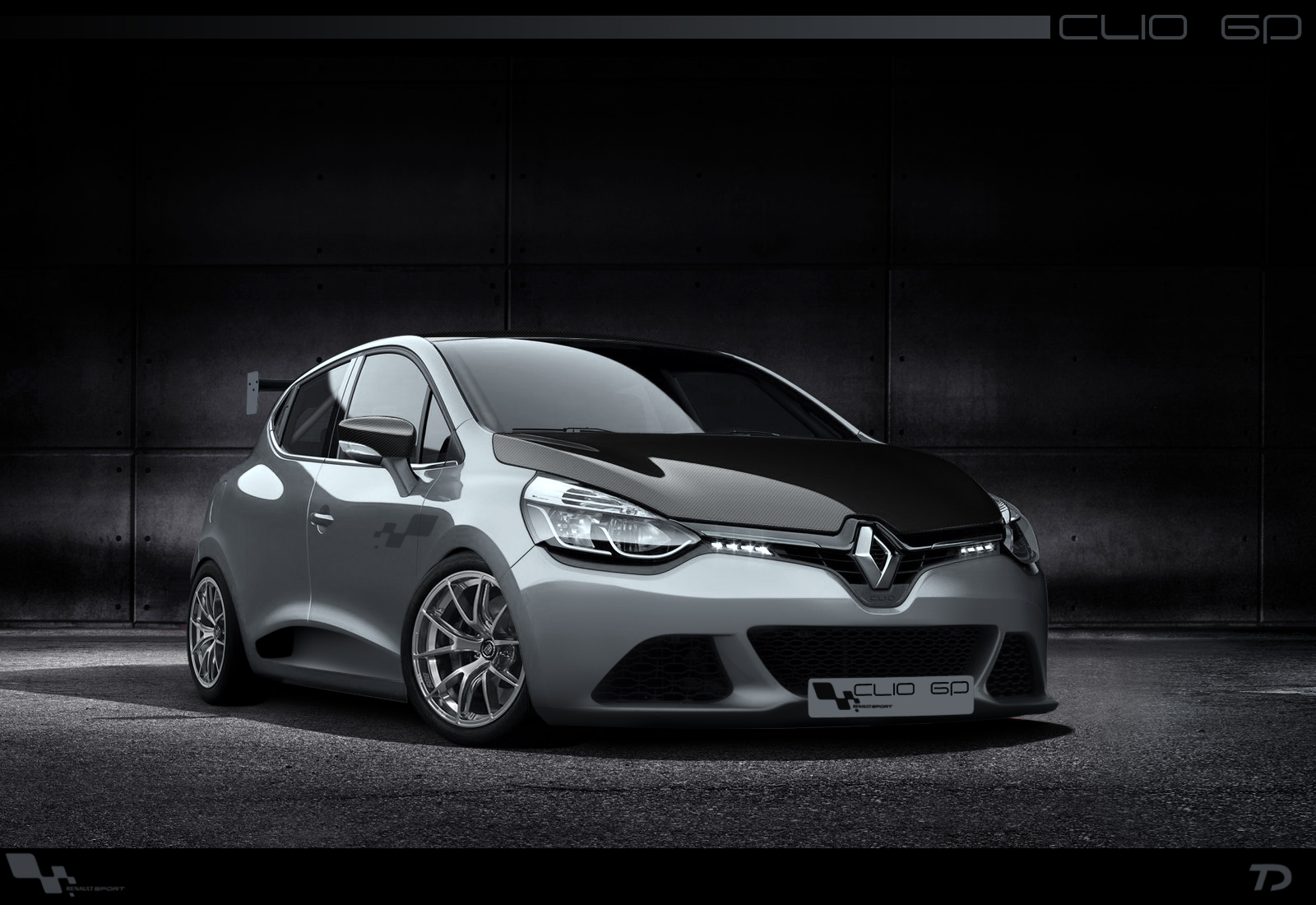 Renault Clio GP by TeofiloDesign