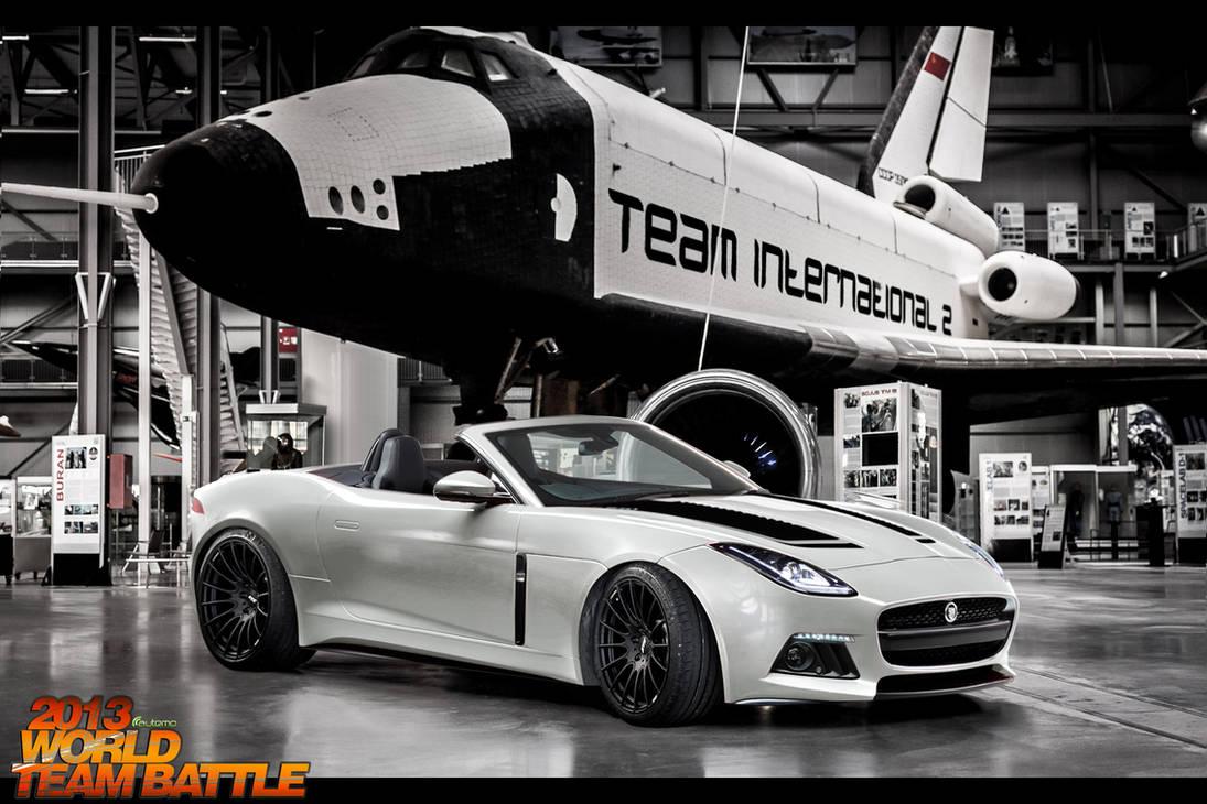 Jaguar F-Type RS [WTB 2013] (Team International 2)