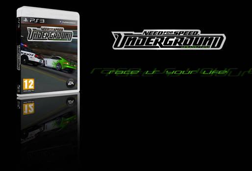NFS Underground Unleashed (Tribute render)