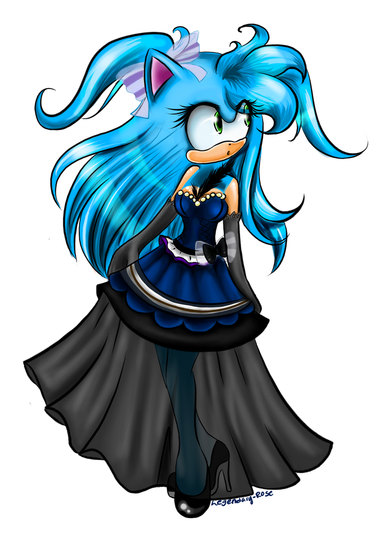 pc. Sonica by legendary-rose