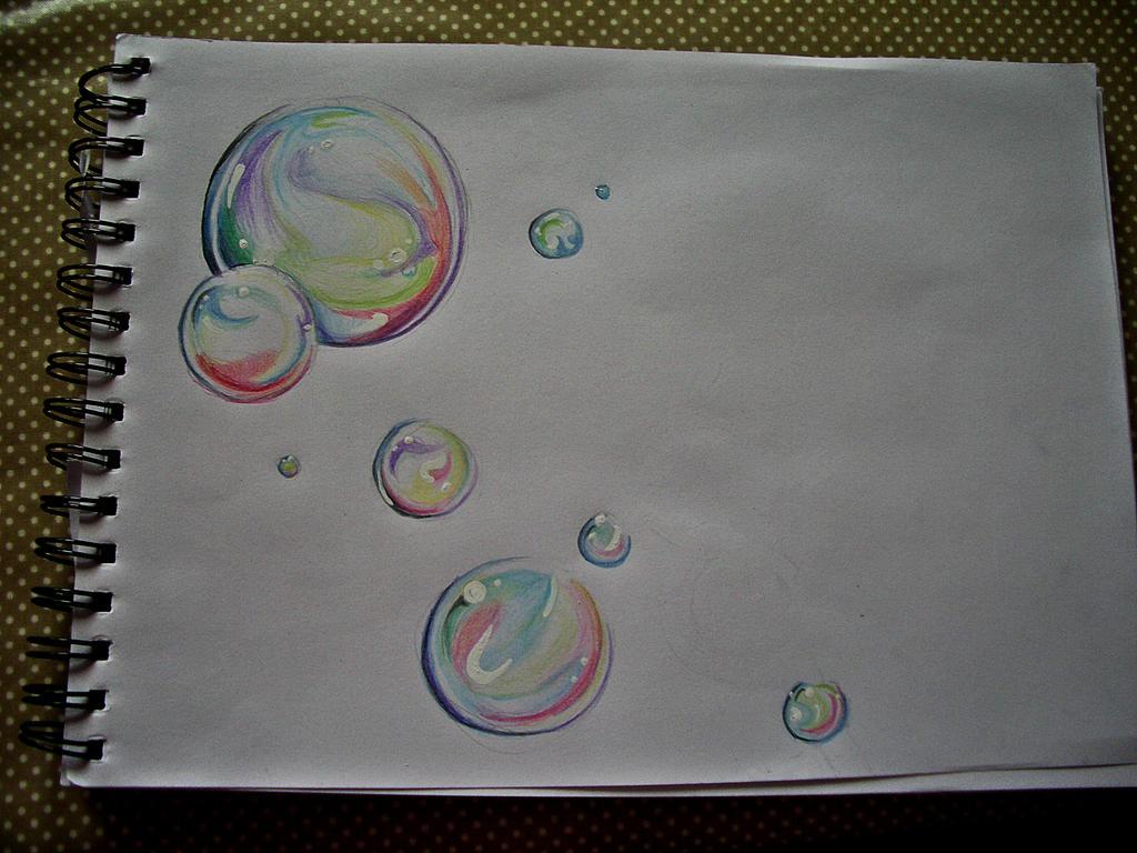 Bubbles by zenny-yumme
