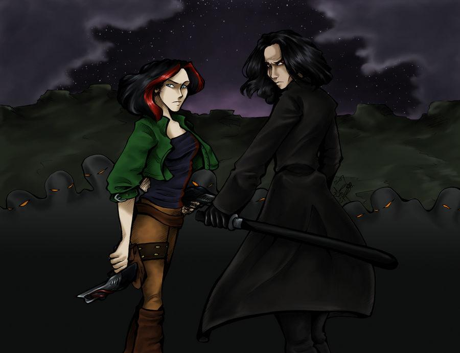 Walk With You Through the Dark