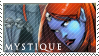 Mystique Stamp by LeftiesRevenge