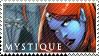 Mystique Stamp by LeftiesRevenge