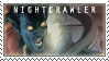Nightcrawler Stamp by LeftiesRevenge