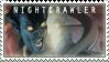 Nightcrawler Stamp