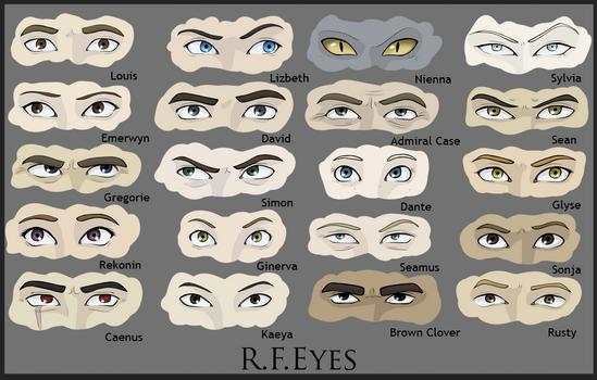 R.F.Eyes