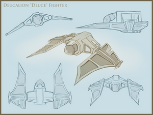 Deuce Fighter