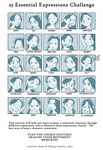 25 Expressions - Ginny
