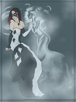 Miss OC Liz - Ghostly by LeftiesRevenge