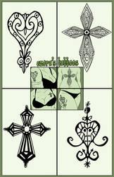 Ezora's Tattoos