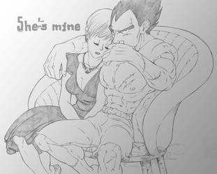 She's mine by nenee