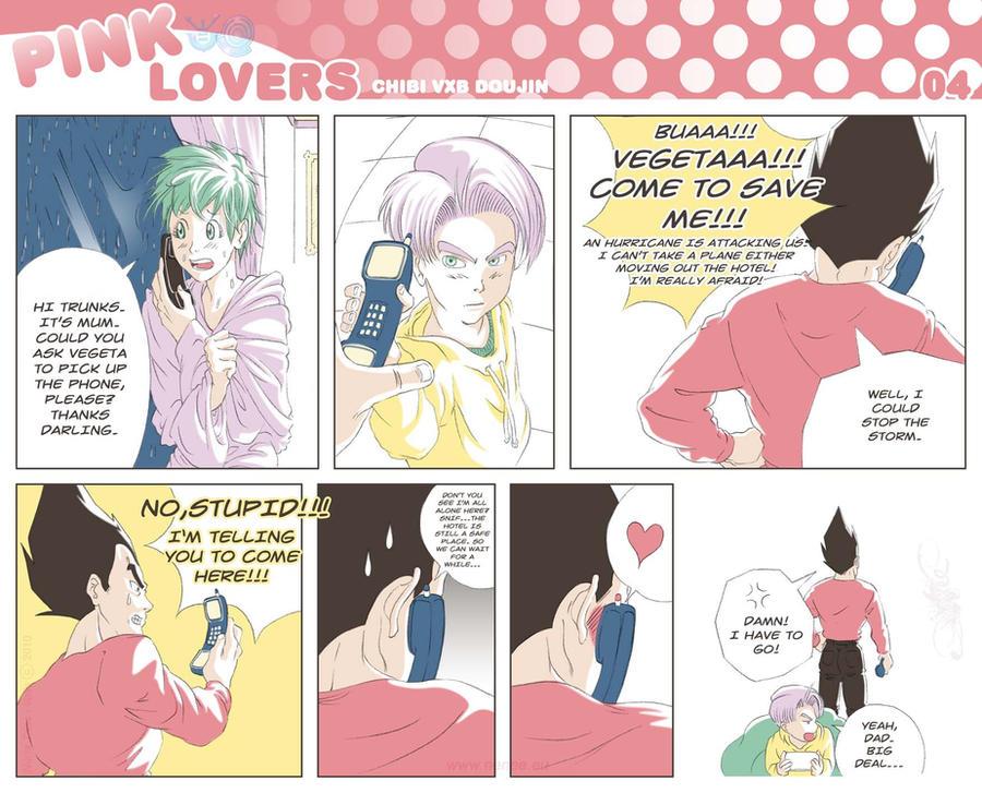 Pink Lovers 04 - VxB doujin by nenee
