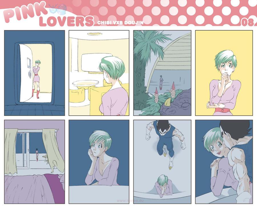 Pink Lovers 08 - VxB doujin by nenee