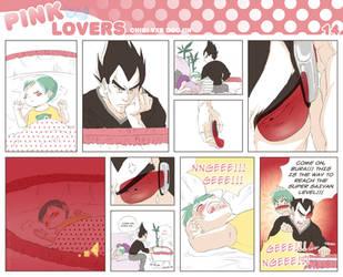 Pink Lovers 14 -S2- VxB doujin by nenee