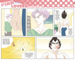 Pink Lovers 22 -S3- VxB doujin