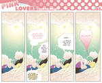 Pink Lovers 23 -S3- VxB doujin