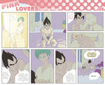 Pink Lovers 28 -S3- VxB doujin