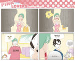 Pink Lovers 29 -S3- VxB doujin