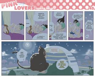 Pink Lovers 45 -S5- VxB doujin by nenee