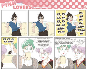 Pink Lovers 51 -S6- VxB doujin