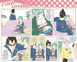 Pink Lovers 54 -S6- VxB doujin by nenee