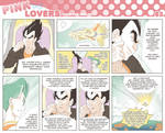 Pink Lovers 63 -S7- VxB doujin